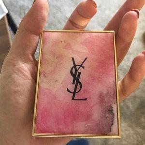 YSL face palette gyspy opale